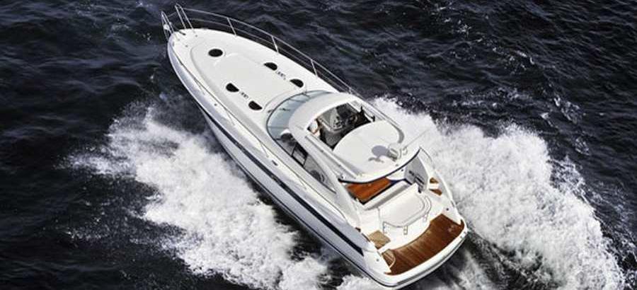 моторная лодка Бавариа 42 Спорт ХТ