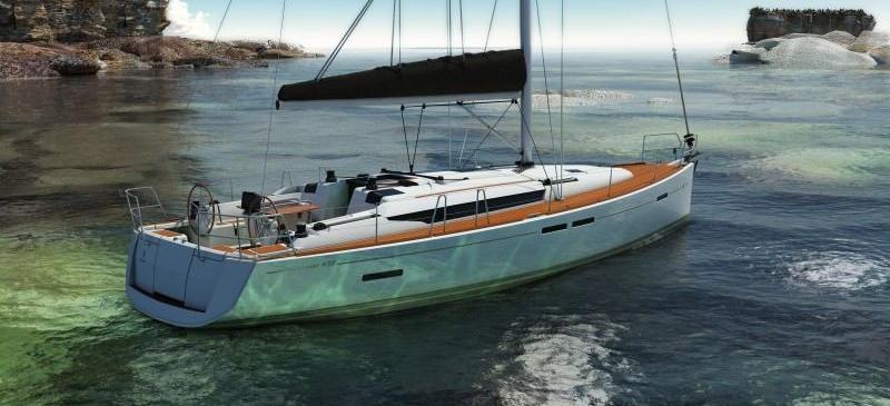 парусная лодка Сун Одыссеы 439