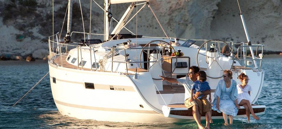 парусная лодка Bavaria Cruiser 40
