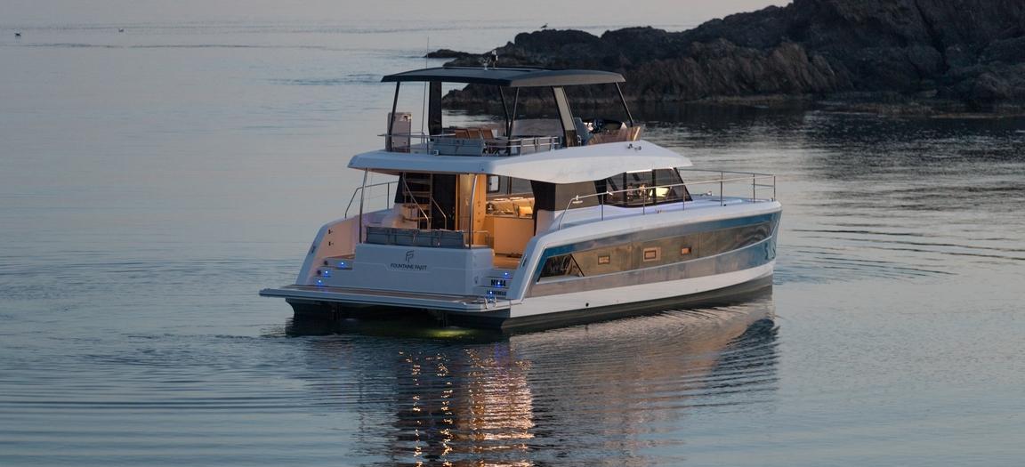 моторная лодка MY 44