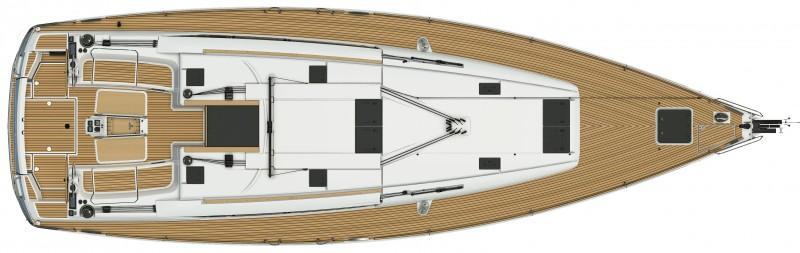 парусная лодка Сун Одыссеы 509