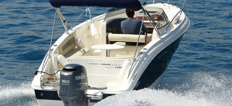 моторная лодка Еоло 650