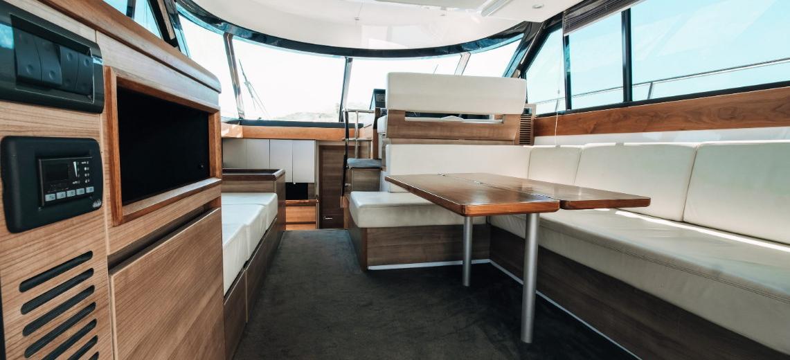 моторная лодка Сеалине Ф 450