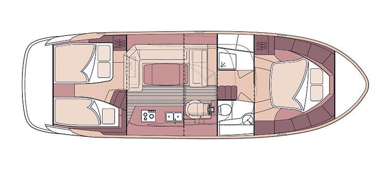 моторная лодка Марех 370 АЦЦ