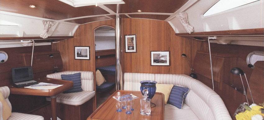 парусная лодка Сун Одыссеы 40
