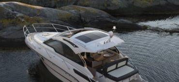 моторная лодка Grandezza 28 0C