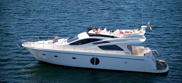 моторная лодка Rodman Muse 54