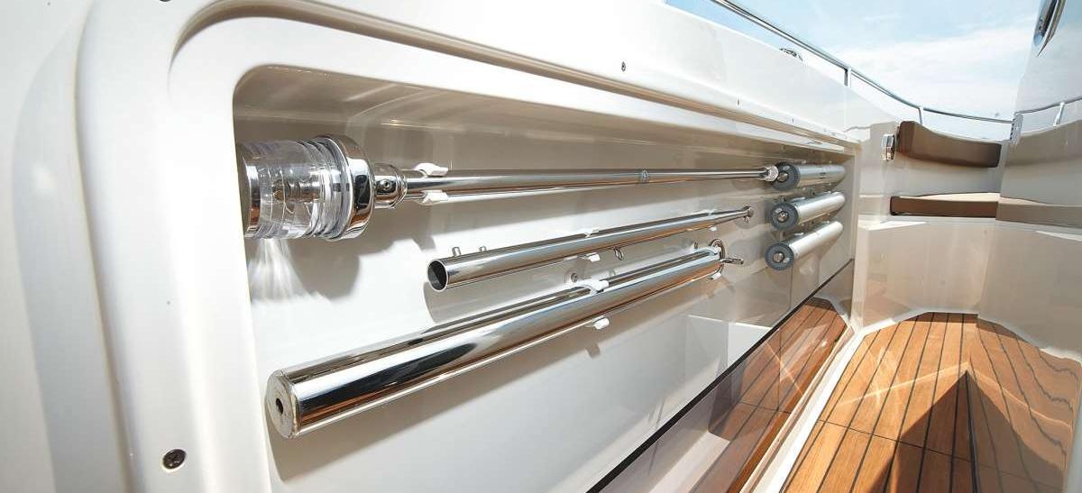моторная лодка Atlantic 750 Open