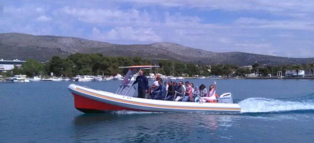 моторная лодка Colnago 27