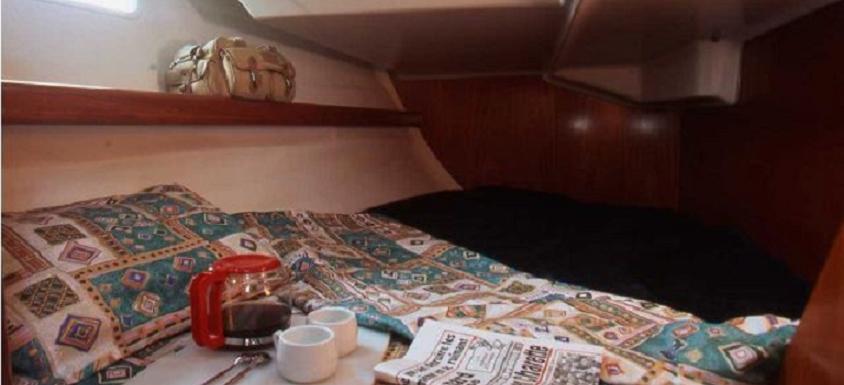 парусная лодка Оцеанис 461