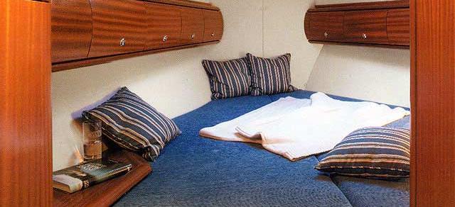 парусная лодка Бавариа 41