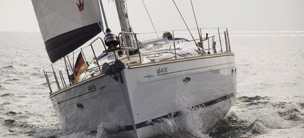 парусная лодка Бавариа 50 Цруисер