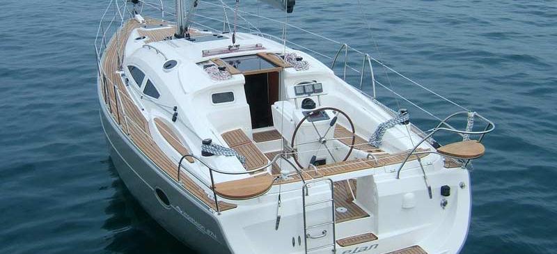 парусная лодка Елан 384 Импрессион