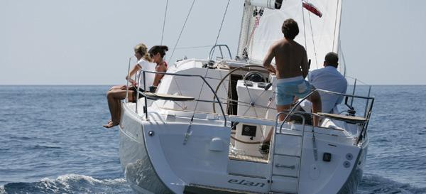 парусная лодка Елан 344 Импрессион