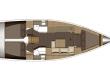 Дуфоур 382  прокат парусная лодка Хорватия