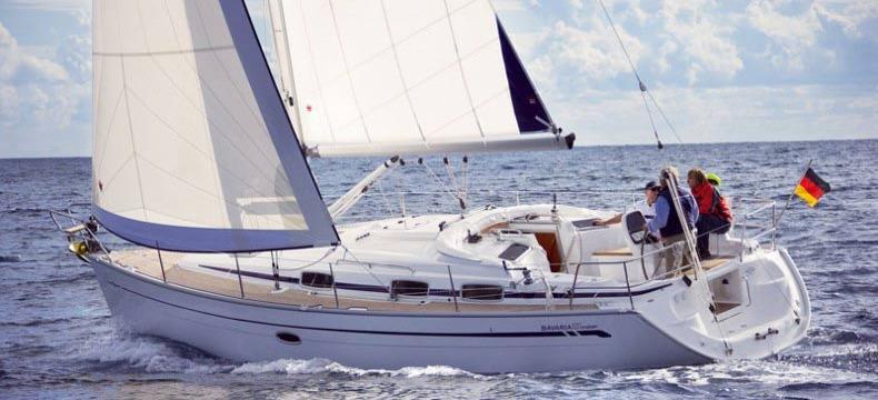 парусная лодка Бавариа 46 Цруисер