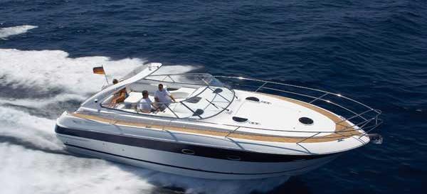 моторная лодка Бавариа 37 Спорт