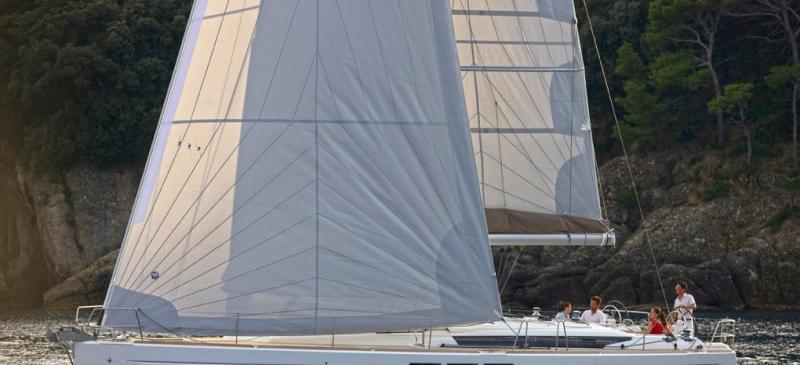 парусная лодка Сун Одыссеы 519