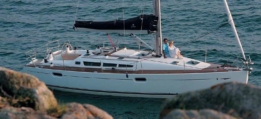 парусная лодка Сун Одыссеы 42и
