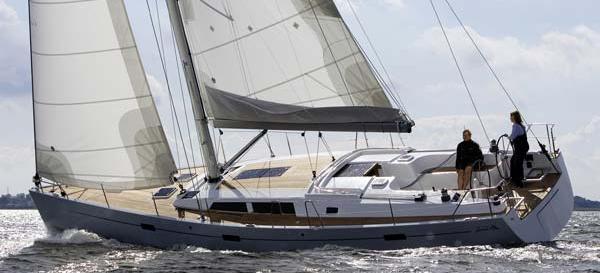 парусная лодка Хансе 470