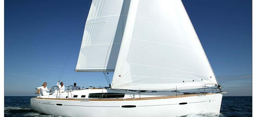 парусная лодка Оцеанис 46