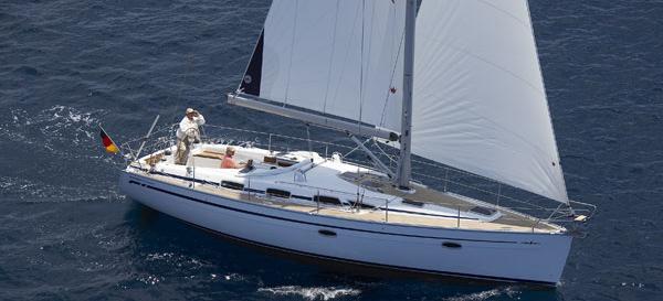 парусная лодка Бавариа 40 Цруисер