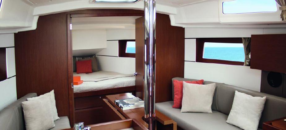 парусная лодка Оцеанис 35.1