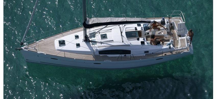 парусная лодка Оцеанис 43