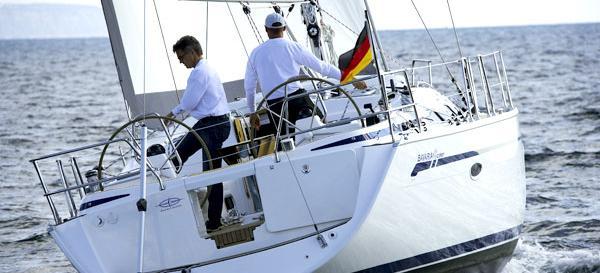 парусная лодка Бавариа 43 Цруисер