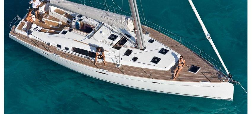 парусная лодка Оцеанис 54