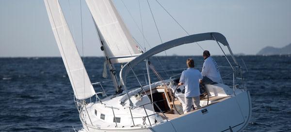 парусная лодка Бавариа Цруисер 32