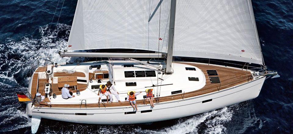 парусная лодка Бавариа Цруисер 45