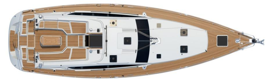 парусная лодка Йеаннеау 53