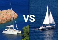 Какой чартер этим летом – Парусная яхта или Катамаран?