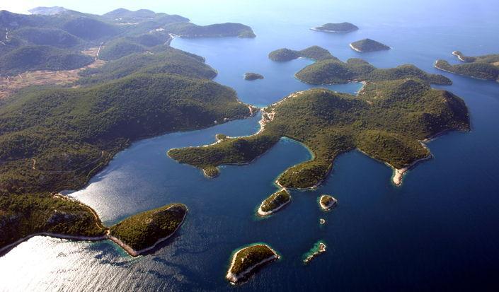 По хорватским круизным направлениям
