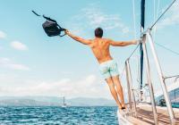 Как можно поработать на яхте летом во время отпуска