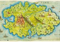 «Тамата» Тиноса - греческий остров чудес