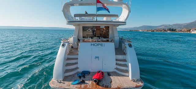моторная лодка Maiora 20S