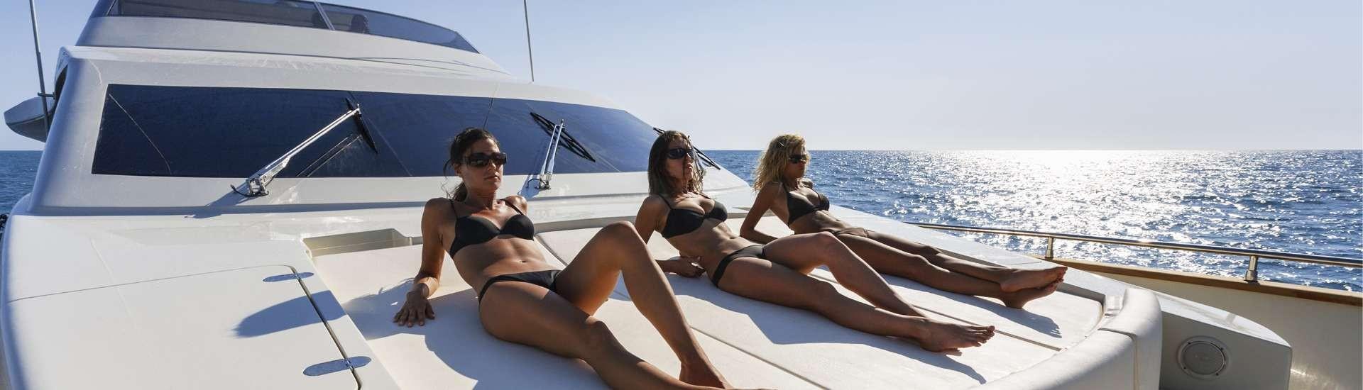Хорватия Моторные яхты