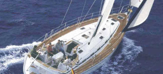 парусная лодка Бавариа 49