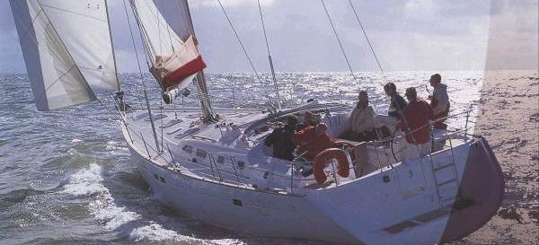 парусная лодка Оцеанис 473