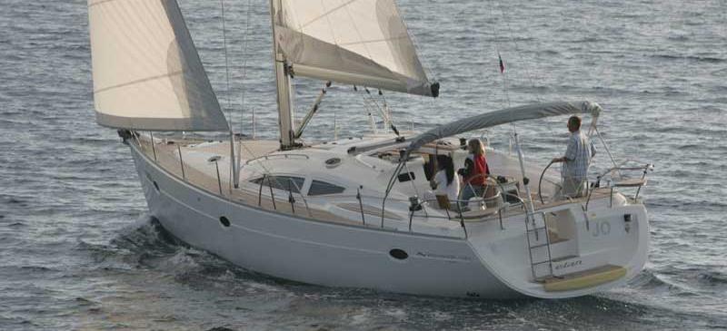 парусная лодка Елан 434 Импрессион