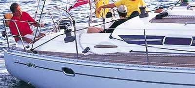 парусная лодка Елан 45