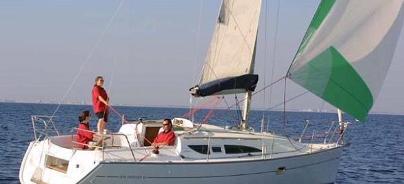 парусная лодка Сун Одыссеы 32