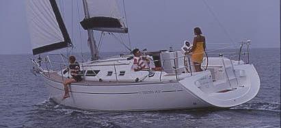 парусная лодка Сун Одыссеы 37
