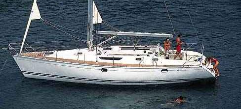 парусная лодка Сун Одыссеы 42.2