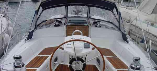 парусная лодка Сун Одыссеы 43 ДС